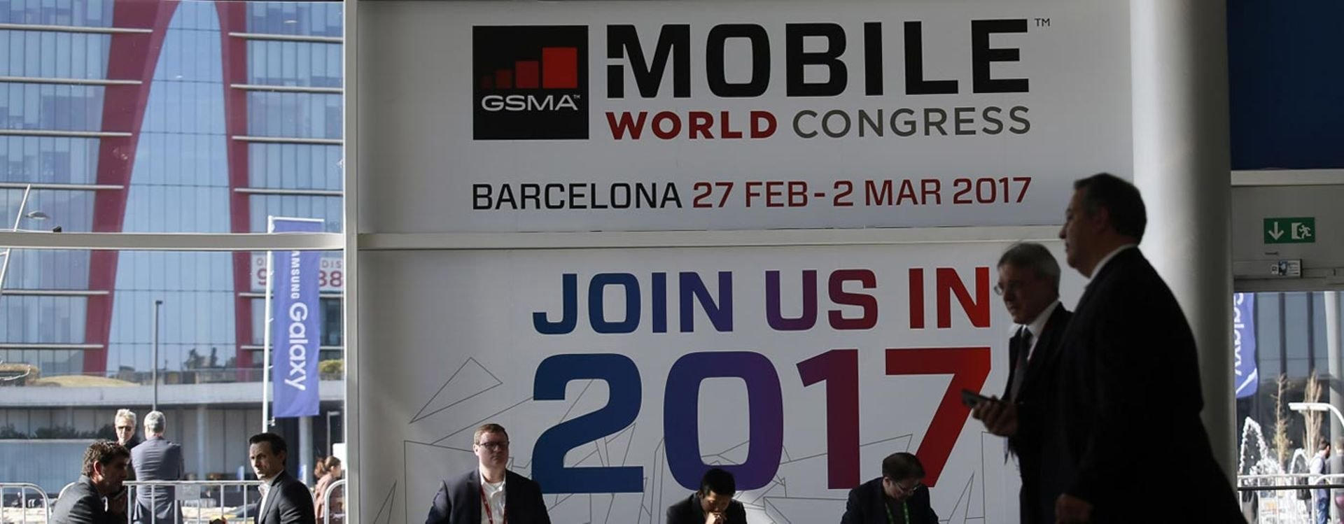 The Countdown begins for Barcelona's Mobile World Congress 2017
