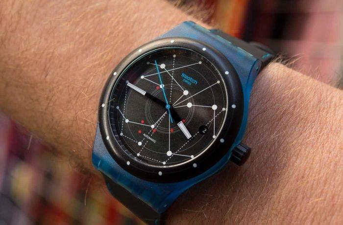 Blue Swatch