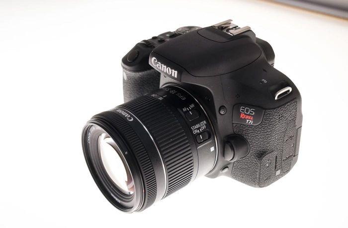 Canon Rebel T7i Camera