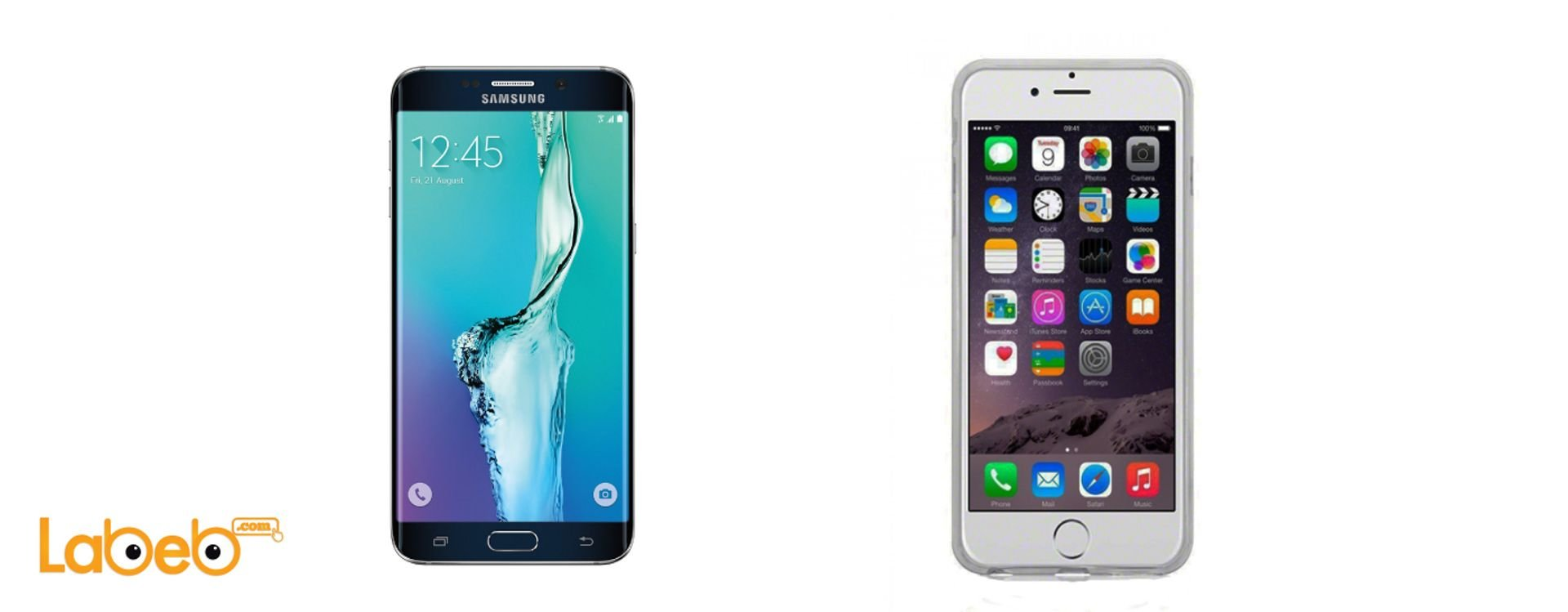 The main differences between Samsung Galaxy S6 Edge Plus and iPhone 6 Plus