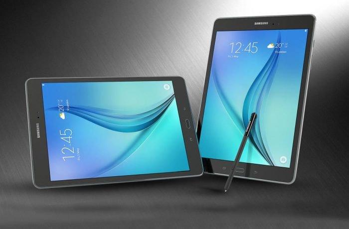Samsung Galaxy Tab S3 black color