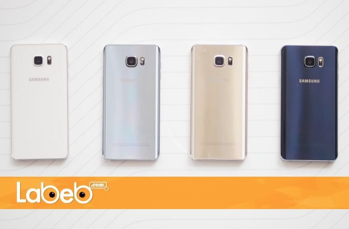 Colors of Samsung Galaxy Note 5