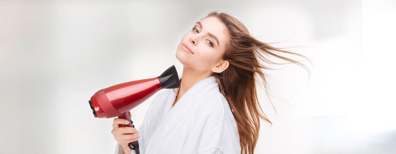 دليل اختيار مجفف الشعر