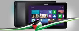 Samsung Tablets are the Most Popular Brand in Jordan