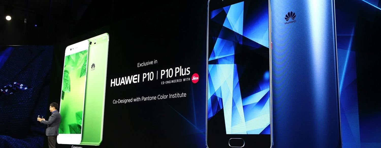 Barcelona 2017: Huawei Unveils Huawei P10
