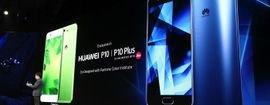 Barcelona 2017: Huawei Unveils P10