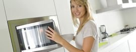 Your Guide to Choosing A Microwave Oven