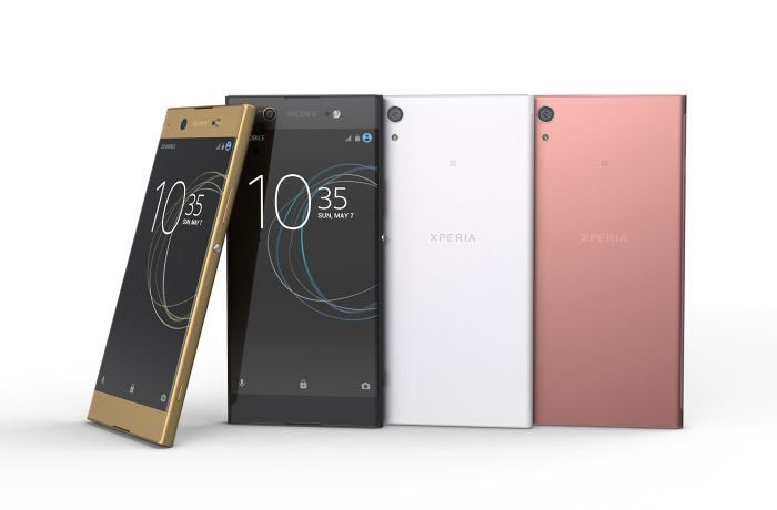 Sony Xperia XA1 Colors