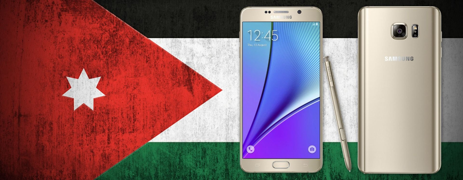 Most common smartphones in Jordan