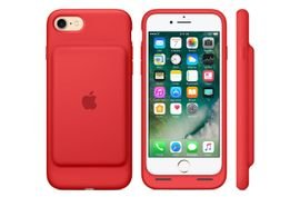 Apple Unveils iPhone 7 and iPhone 7 Plus in Red Color