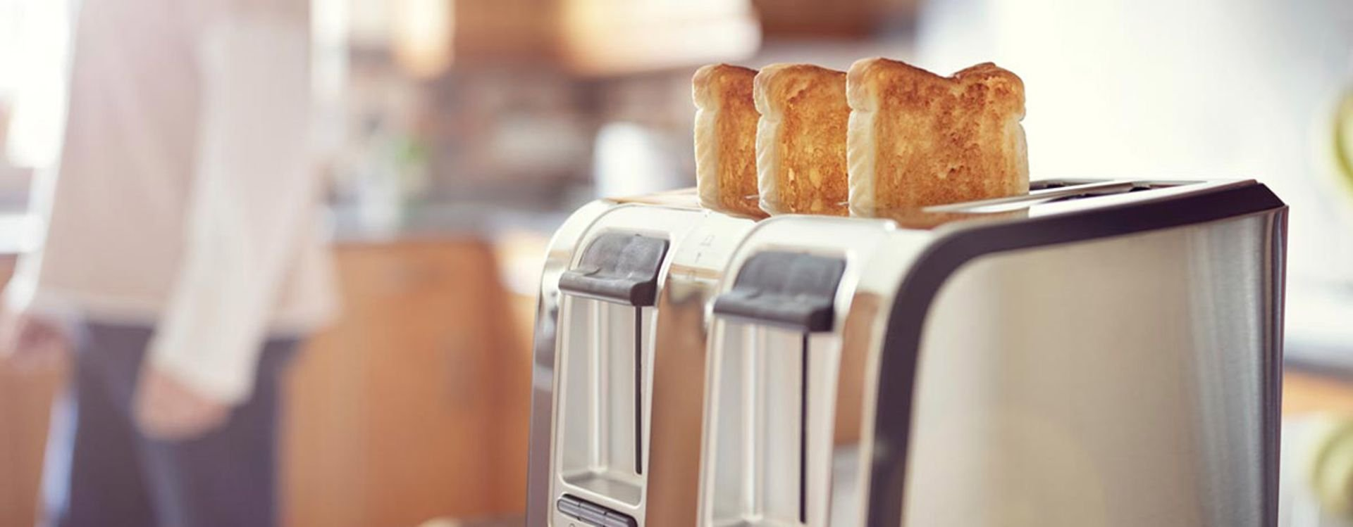 It is difficult to heat toast without a toaster.