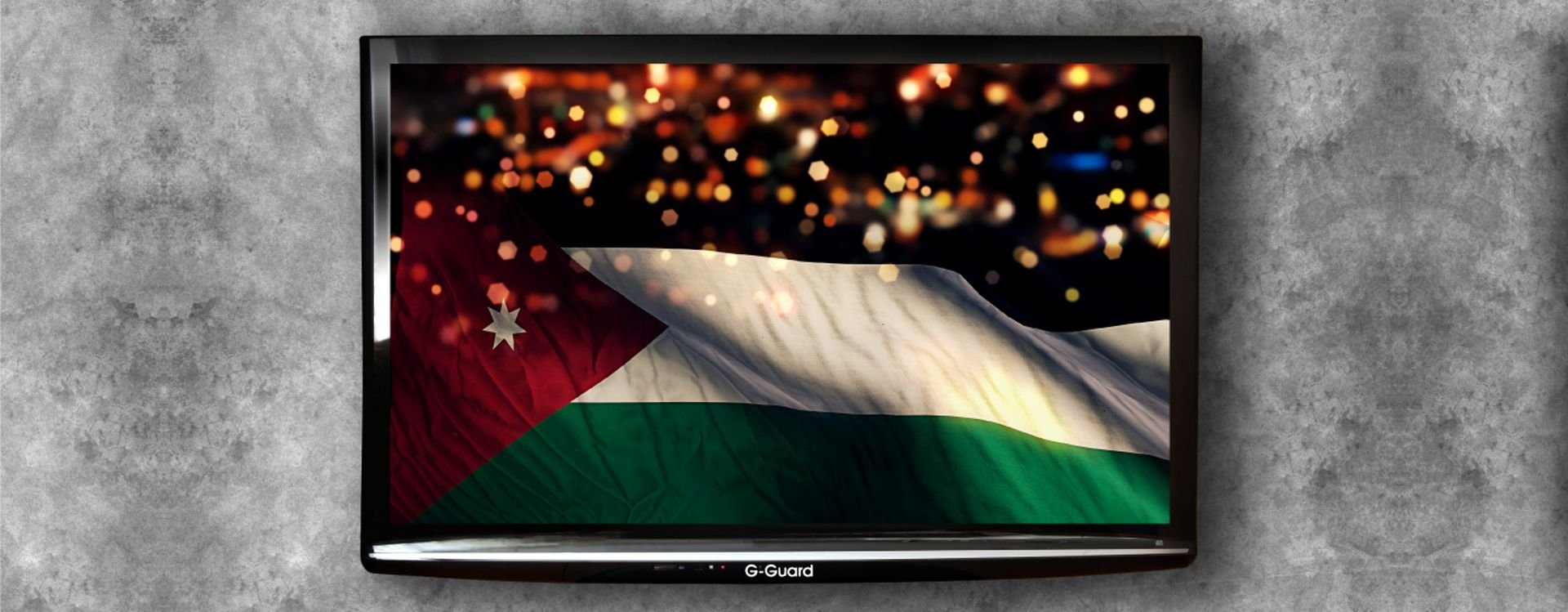 LED Screens are the Most Popular in Jordan Coming First before Plasma Screens.