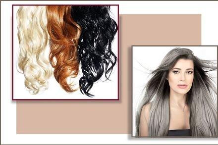 منتجات واحتياجات الشعر