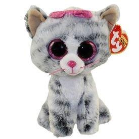 בובת ty עיניים גדולות (m) קיקי החתולה