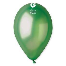 בלון g11'' מטאלי ירוק 37 100 יח