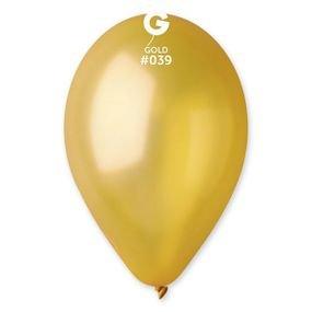 בלון g11 מטאלי זהב 39 100 יח