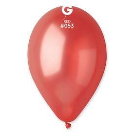 בלון g11 מטאלי אדום 53 100 יח