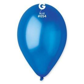 בלון g11 מטאלי כחול 54 100 יח