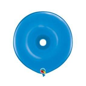 בלוןq16בייגלה כחול כהה 25 יח'