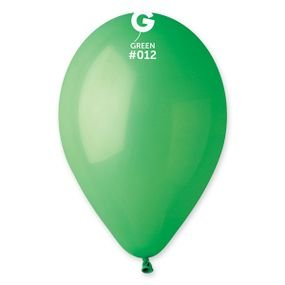 """بالون 10""""  اخضر"""