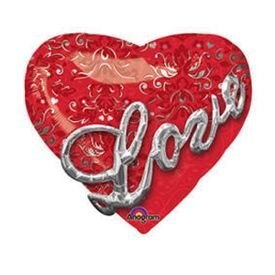 בלון מיילר 36- לבi love you