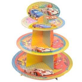 סטנד לקאפקייקס 3 קומות-דגם מכוניות