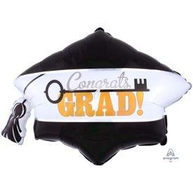 בלון מיילר 26- מה 2 כובע סיום לימודים