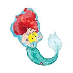 """بالون 26"""" حورية البحر الصغيره"""