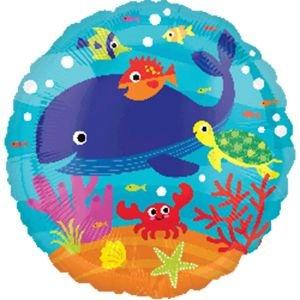 """בלון מיילר 18"""" דגים"""
