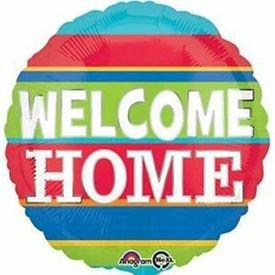 בלון מיילר 18- ברוכים הבאים הביתה צבעוני