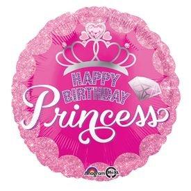"בלון מיילר 18"" hbd princess"