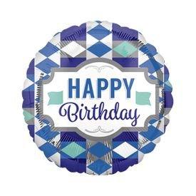 בלון מיילר 18- יום הולדתhbdמעוינים