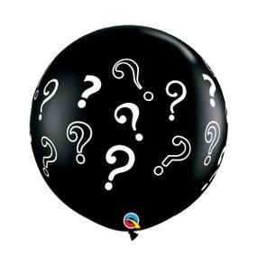 بالون علامة سؤال ؟؟؟