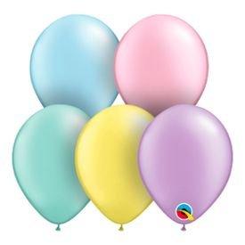בלון q5 מעורב צבעים 100 יח