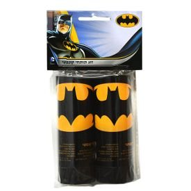 """זוג תותחי קונפטי 11ס""""מ - באטמן"""