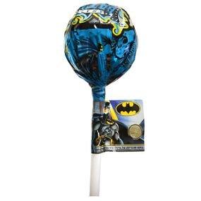 בוקט סוכריות על מקל באטמן
