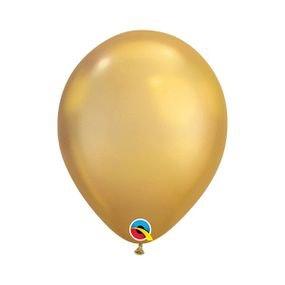 בלוןq11כרום זהב - 100 יח