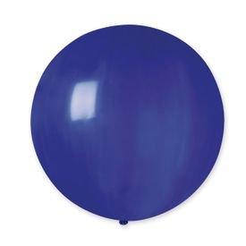 בלון פיתה כחול 46 - 25 יח בשקית