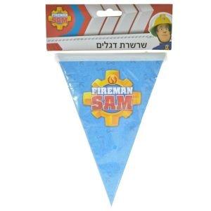 مثلثات تزيين سام رجل الإطفاء