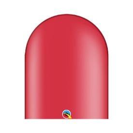 בלוןq646אדום רובי 50יח