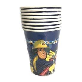 כוסות נייר סמי הכבאי 8 יח