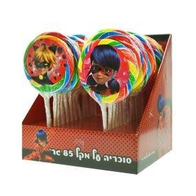 مصاصة حلوى 85 جرام الدعسوقة الحمراء