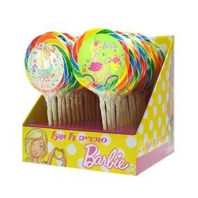 مصاصة حلوى 85 جرام باربي