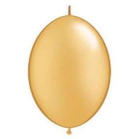 بالون ربط q6 ذهبي  50 قطعه