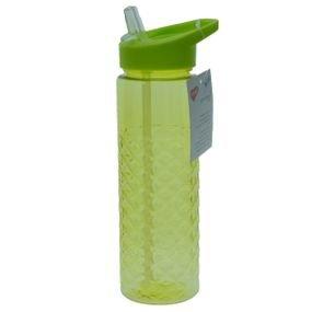 בקבוק ספורט טריטן 650 מל דגם יהלומים - ירוק