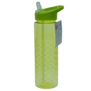 مطرة ماء رياضية 650 مل نموذج جواهر اخضر