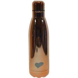 בקבוק נירוסטה קולה 500 מל- רוז גולד