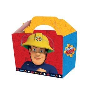 علبه ورقية 6 قطع سام رجل الإطفاء