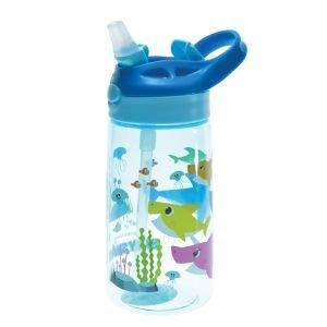 مطرة ماء بلاستيك شفاف 500 مل بيبي شارك