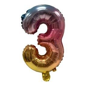 """بالون 5"""" نفخ ذاتي اومبري 3"""